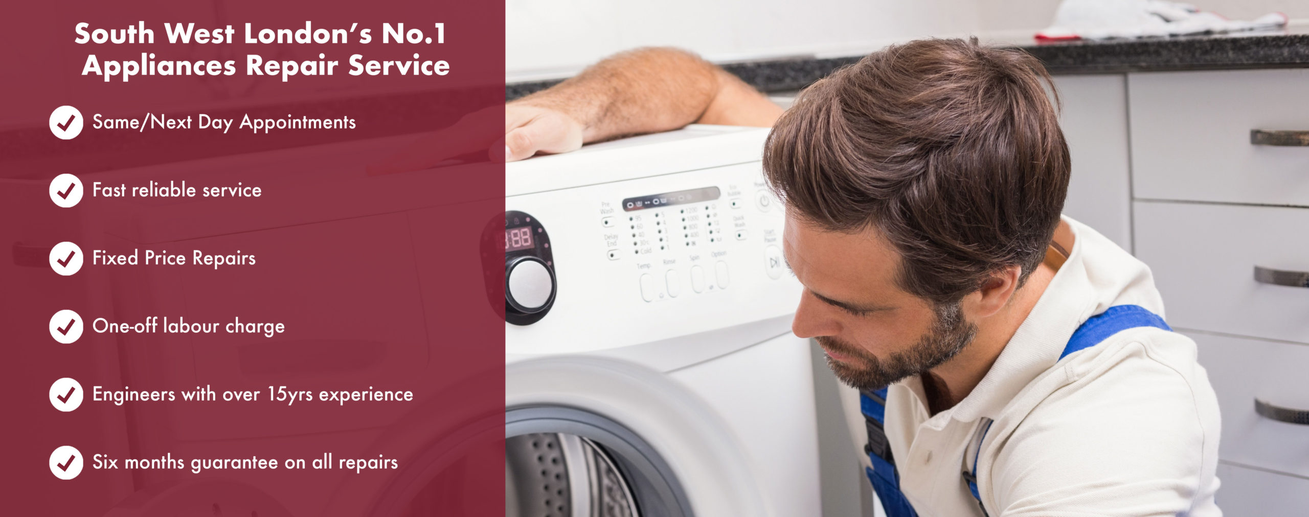 Appliance Repairs South West London